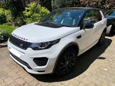 Land Rover Discovery Sport SUV 2.0 Si4 HSE Dynamic Lux Auto 4WD (s/s) 5dr 7 Seat