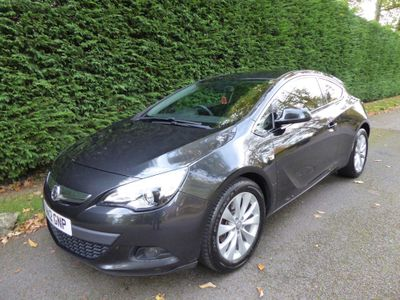 Vauxhall Astra GTC Coupe 1.6T 16V SRi 3dr 20in Alloy
