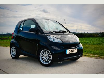 Smart fortwo Coupe 1.0 Passion 2dr