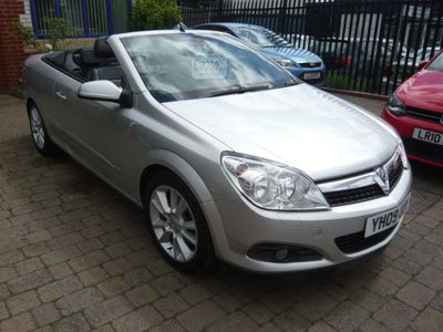 Vauxhall Astra Convertible 1.9 CDTi Design Twin Top 2dr