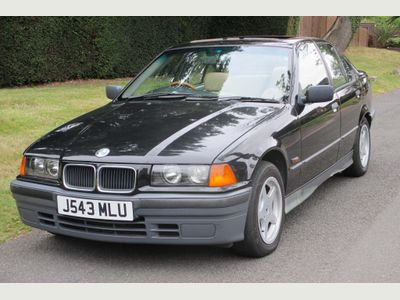BMW 3 SERIES Saloon 1.8 318i 4dr