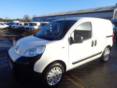 Citroen Nemo Panel Van 1.3 HDi 16v Enterprise Panel Van 3dr