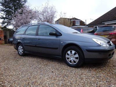 Citroen C5 Estate 1.8 i 16v LX 5dr