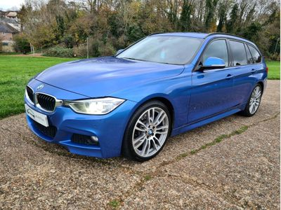 BMW 3 Series Estate 3.0 330d M Sport Touring Sport Auto (s/s) 5dr