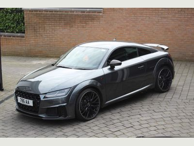 Audi TT Coupe 2.0 TFSI 40 Black Edition S Tronic (s/s) 3dr