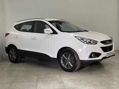 Hyundai ix35 SUV 1.7 CRDi SE 5dr (Nav)