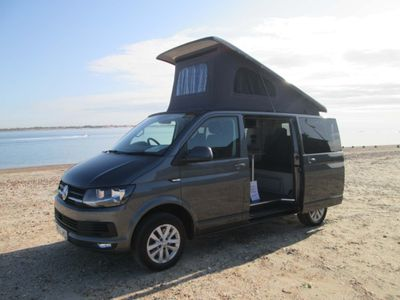Volkswagen Transporter Campervan T6 Camper BlueMotion Tech T28 Highline