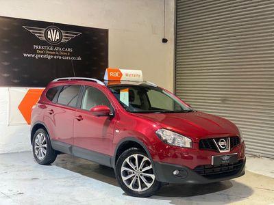 Nissan Qashqai+2 SUV 1.6 dCi Tekna (s/s) 5dr