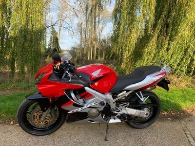 Honda CBR600F Super Sports 600 F Sport