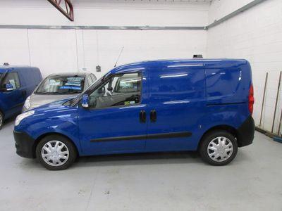 Fiat Doblo Car Derived Van 1.3 JTD MultiJet 16v SX Panel Van 4dr