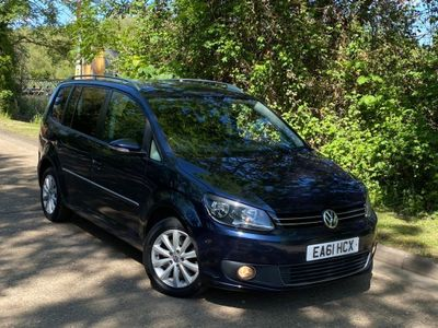 Volkswagen Touran MPV 2.0 TDI BlueMotion Tech Sport 5dr (7 Seats)