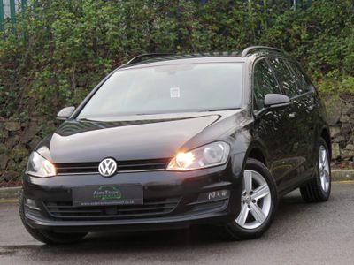 Volkswagen Golf Estate 2.0 TDI BlueMotion Tech Match Edition DSG (s/s) 5dr