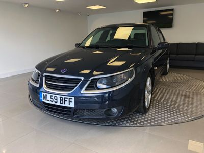 Saab 9-5 Saloon 2.3 T Turbo Edition 4dr