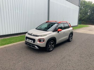 Citroen C3 Aircross SUV 1.2 PureTech Flair EAT6 (s/s) 5dr