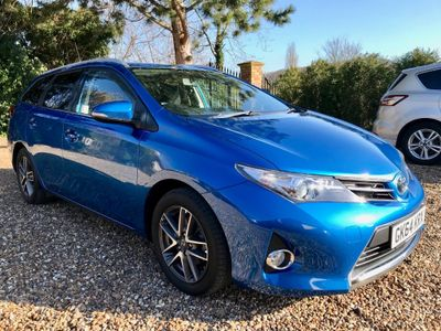 Toyota Auris Estate 1.8 VVT-h Icon+ Touring Sports e-CVT HSD 5dr