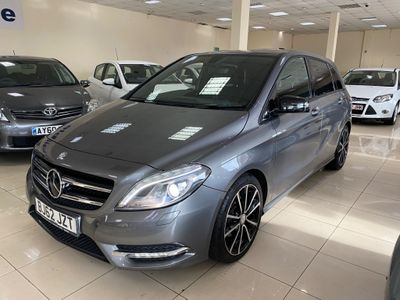 Mercedes-Benz B Class Hatchback 1.6 B180 BlueEFFICIENCY Sport (s/s) 5dr