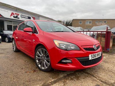 Vauxhall Astra Hatchback 2.0 CDTi SRi VX Line (s/s) 5dr