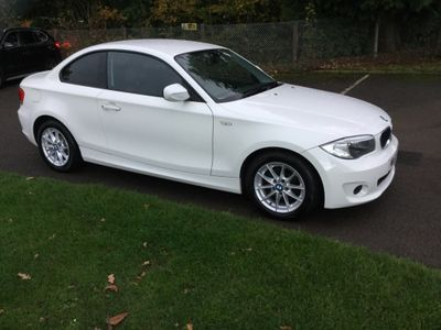 BMW 1 Series Coupe 2.0 118d ES 2dr