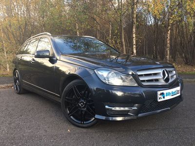 Mercedes-Benz C Class Estate 1.8 C250 AMG Sport Plus 7G-Tronic Plus 5dr