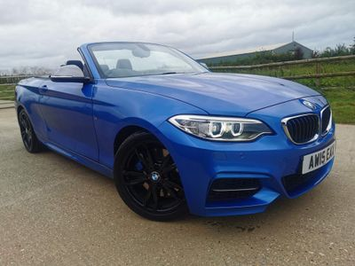 BMW 2 Series Convertible 3.0 M235i Auto (s/s) 2dr