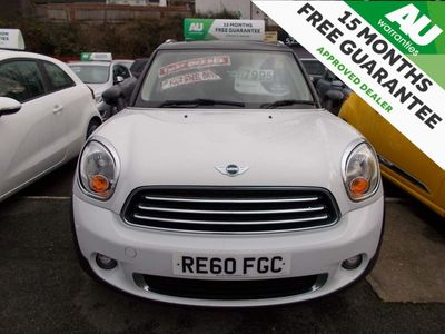 MINI Countryman Hatchback 1.6 Cooper D ALL4 5dr