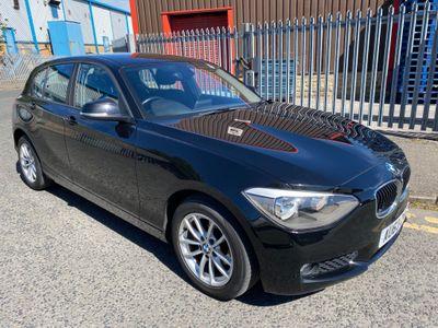 BMW 1 Series Hatchback 2.0 116d SE Sports Hatch (s/s) 5dr
