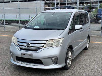 Nissan Serena MPV 2.0 Petrol Highwaystar