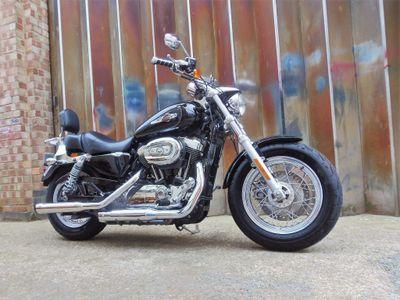 Harley-Davidson Sportster Custom Cruiser 1200 XL Sportster Custom