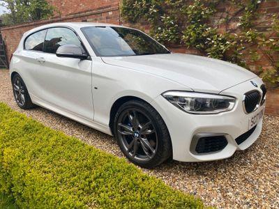 BMW 1 Series Hatchback 3.0 M140i Auto (s/s) 3dr