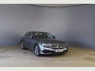 Mercedes-Benz E Class Saloon 2.0 E350e 6.4kWh SE G-Tronic+ (s/s) 4dr