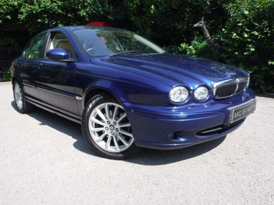 Jaguar X-Type Saloon 2.5 V6 S (AWD) 4dr