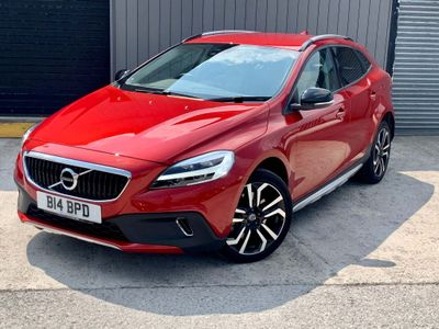 Volvo V40 Cross Country Hatchback 2.0 D2 Nav Plus Cross Country (s/s) 5dr