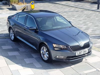 SKODA Superb Hatchback 1.4 TSI ACT SE DSG (s/s) 5dr