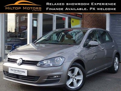 Volkswagen Golf Hatchback 1.4 TSI BlueMotion Tech Match DSG (s/s) 5dr