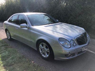 Mercedes-Benz E Class Saloon 2.1 E220 CDI Avantgarde 4dr