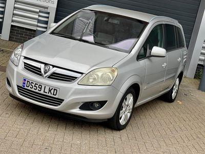 Vauxhall Zafira MPV 1.8 16V Elite 5dr