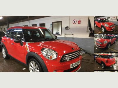 MINI COUNTRYMAN Hatchback 1.6 One 5dr