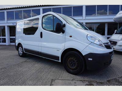 Vauxhall Vivaro Panel Van 2.0 CDTi 2900 Panel Van 4dr (SWB, EU5)