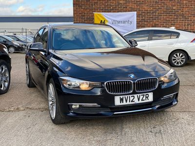 BMW 3 Series Saloon 2.0 320d Luxury 4dr