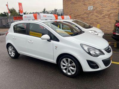 Vauxhall Corsa Hatchback 1.0 ecoFLEX 12V Excite 5dr (A/C)