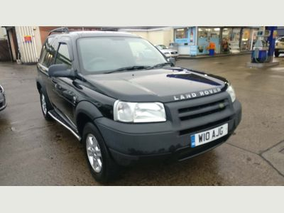 Land Rover Freelander SUV 1.8 S Hard Top 3dr