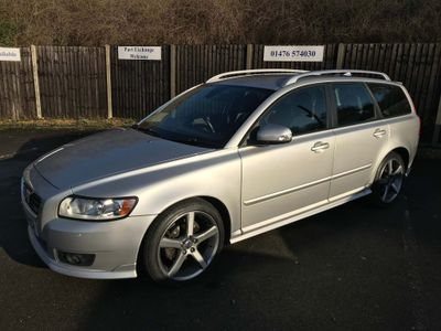Volvo V50 Estate 2.0 R-Design SE 5dr