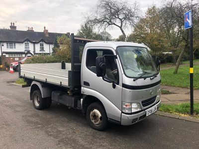Toyota Dyna Chassis Cab 2.5 D-4D 350 MWB 2dr