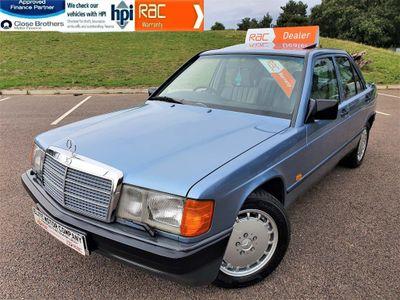 Mercedes-Benz 190 Saloon 2.6 E 4dr