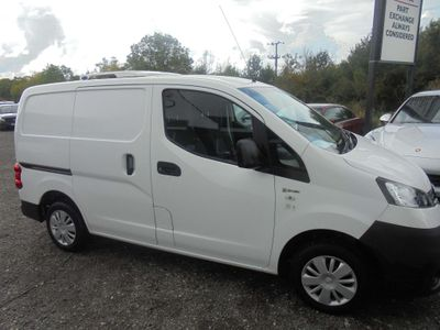 NISSAN NV200 Temperature Controlled 1.5 dCi Acenta Refrigerated Van 5dr