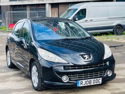 Peugeot 207 Hatchback 1.6 VTi SE Premium 5dr