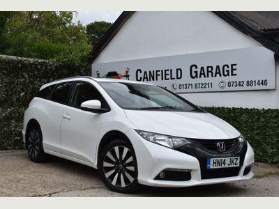 Honda Civic Estate 1.6 i-DTEC SR Tourer 5dr