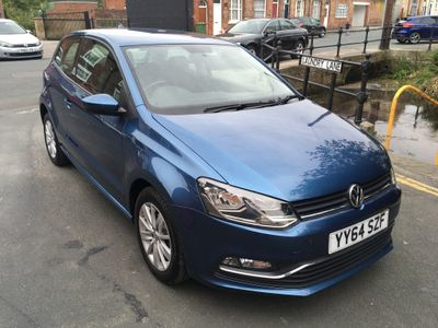 Volkswagen Polo Hatchback 1.0 BlueMotion Tech SE (s/s) 3dr