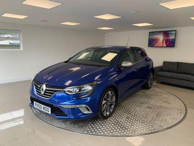 Renault Megane Hatchback 1.6 dCi GT Line Nav (s/s) 5dr