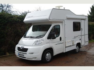 Elddis Sunseeker Coach Built 100